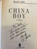 CHINA BOY. by Lee, Gus.