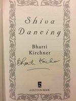 SHIVA DANCING. by Kirchner, Bharti.