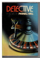 DETECTIVE. by Hall, Parnell.