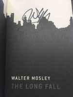 THE LONG FALL. by Mosley, Walter.