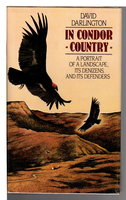 IN CONDOR COUNTRY. by Darlington, David.
