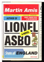 LIONEL ASBO: State of England. by Amis, Martin
