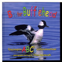 B IS FOR BUFFLEHEAD. by Hutchcraft, Steve.