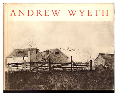 ANDREW WYETH: Dry Brush and Pencil Drawings. by [Wyeth, Andrew] Hofer, Philip and Agnes Mongan