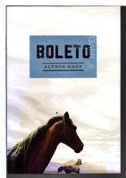 BOLETO. by Hagy, Alyson.