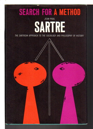 Image result for Sartre Search for a Method images