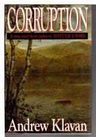 CORRUPTION. by Klavan, Andrew.