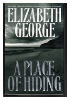 A PLACE OF HIDING. by George, Elizabeth.
