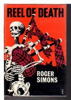 REEL OF DEATH. by Simons, Roger (pseudonym of Margaret Punnett and Ivor Macaulay Punnett)