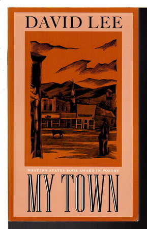 MY TOWN. by Lee, David.