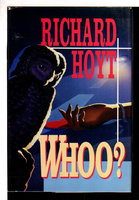 WHOO? by Hoyt, Richard.