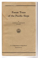 FOREST TREES OF THE PACIFIC COAST. by Sudworth, George B.