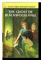 THE GHOST OF BLACKWOOD HALL: Nancy Drew Mystery Series, #25. by Keene, Carolyn.