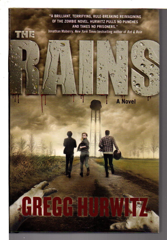 HURWITZ, GREGG. - THE RAINS.