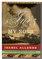 INES OF MY SOUL. by Allende, Isabel.