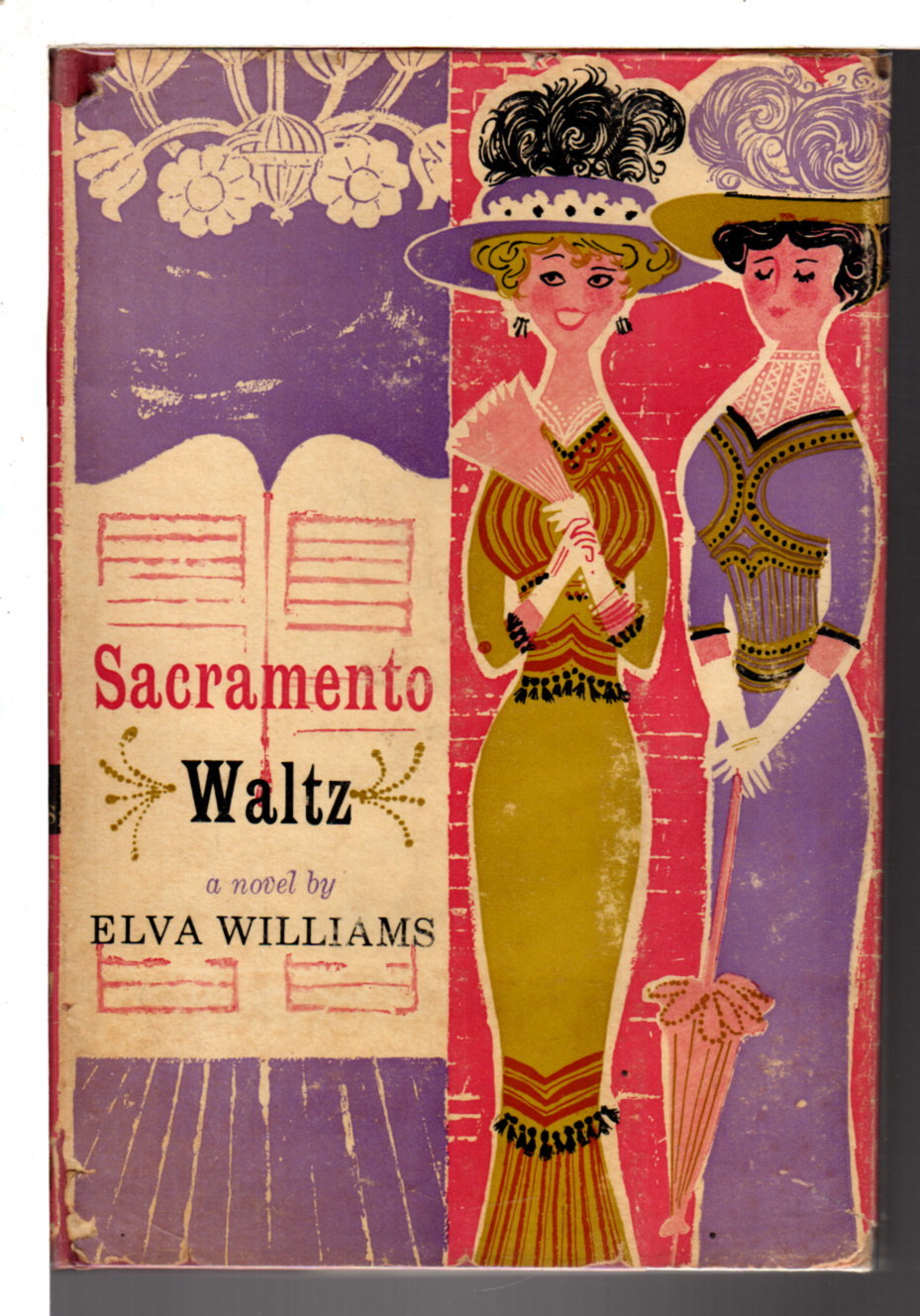 SACRAMENTO WALTZ  by Williams, Elva, - bookfever com