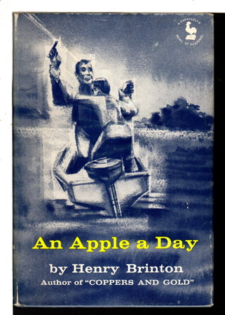 AN APPLE A DAY. by Brinton, Henry.