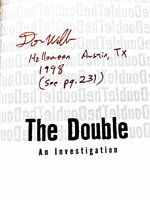 THE DOUBLE: An Investigation. by Webb, Don.