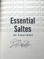 ESSENTIAL SALTES: An Experiment. by Webb, Don.