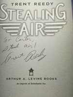 STEALING AIR. by Reedy, Trent.