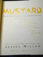 MUSTARD: A Story About Soft Love and Strong Values. by Miller, Jessel.