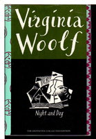 NIGHT AND DAY: The Definitive Collected Edition. by Woolf, Virginia [1882-1941.]