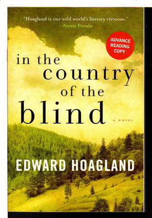 IN THE COUNTRY OF THE BLIND. by Hoagland, Edward.