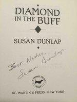 DIAMOND IN THE BUFF. by Dunlap, Susan