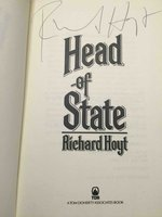 HEAD OF STATE. by Hoyt, Richard.