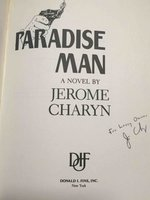 PARADISE MAN. by Charyn, Jerome.