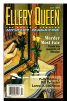 ELLERY QUEEN, the World's Leading Mystery Magazine: Murder Most Fair. July 1998. by Pronzini, Bill, signed.