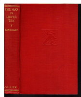 THE MAN IN LOWER TEN. by Rinehart, Mary Roberts (1876-1958)
