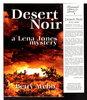 Another image of DESERT NOIR: A Lena Jones Mystery. by Webb, Betty.