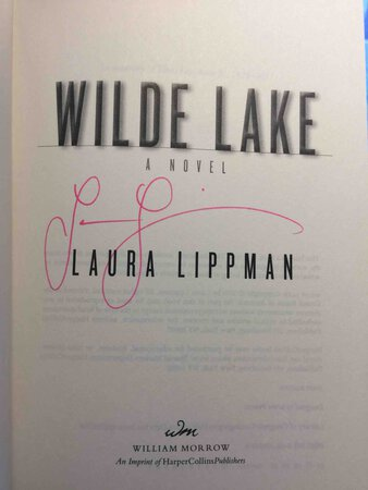 WILDE LAKE. by Lippman, Laura.