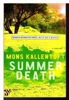 SUMMER DEATH, by Kallentoft, Mons.