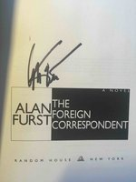 THE FOREIGN CORRESPONDENT. by Furst, Alan.