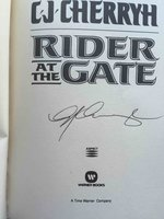RIDER AT THE GATE by Cherryh, C.J.