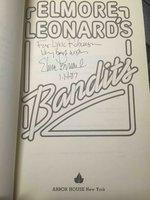 BANDITS by Leonard, Elmore