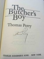 THE BUTCHER'S BOY. by Perry, Thomas.