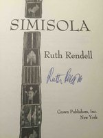 SIMISOLA. by Rendell, Ruth.