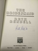 THE BRIDESMAID. by Rendell, Ruth.