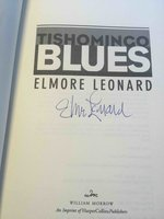 TISHOMINGO BLUES. by Leonard, Elmore.