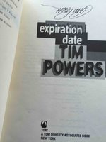 EXPIRATION DATE by Powers, Tim
