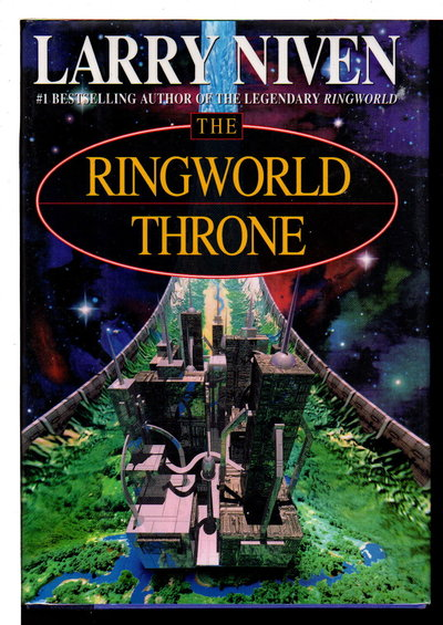 RINGWORLD THRONE by Niven, Larry.