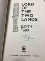 LORD OF TWO LANDS. by Tarr, Judith.