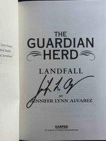 THE GUARDIAN HERD: LANDFALL. by Alvarez, Jennifer Lynn.