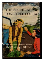 THE SECRET AT LONE TREE COTTAGE: The Dana Girls Mystery Series #2. by Keene, Carolyn .