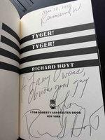 TYGER! TYGER!. by Hoyt, Richard.