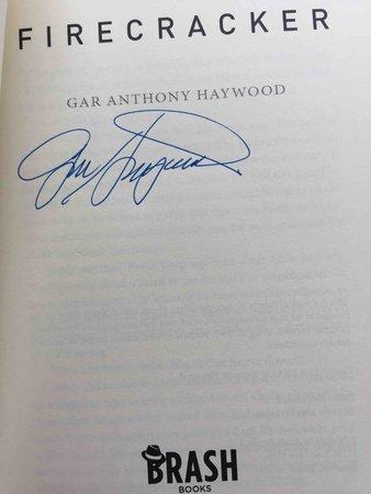 FIRECRACKER. by Haywood, Gar Anthony (aka Ray Shannon)