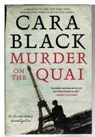 MURDER ON THE QUAI. by Black, Cara.